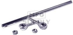 """AZ1849-099 - Tubular Tie Rod Kit 5/16-24 x 9-7/8"""" long"""