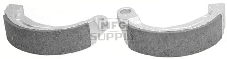 VB-150 - Bombardier/Can-Am Front ATV Brake Pads. 02-06 DS50, 03-04 Quest 50