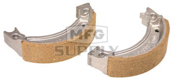 VB-229-H3 - Yamaha Rear ATV Brake Pads. 84-87 YT/YF60, 85-88 BW200 Big Wheel
