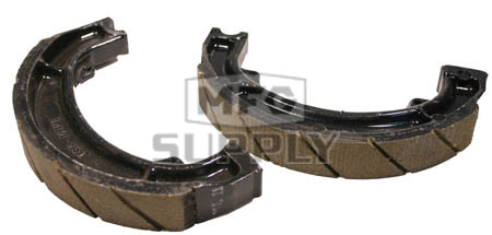 VB-315 - Suzuki Rear ATV Brake Pads. 83 ALT125, 83 LT125 Quad Runner