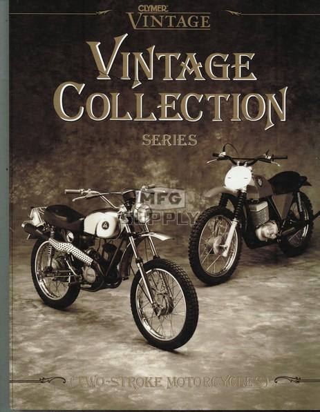 VCS-2 - Vintage Two-Stroke Motorcycle Repair, Service & Maintenance Manual