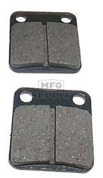 VD-127-H2 - Honda Front ATV Brake Pads. TRX250EX, TRX300EX, TRX400EX ATVs