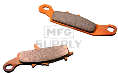 VD-441 - Kawasaki Front Left ATV Brake Pads. Many 02-04 Prairie ATV models