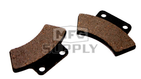 VD-950JL - Polaris Rear ATV Brake Pads. Fits most 89-98 models,