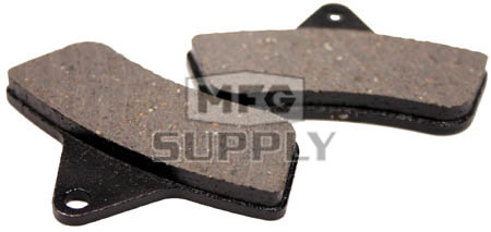 VD-965 - Arctic Cat Front & Rear ATV Brake Pads. For many older Arctic Cat ATVs.