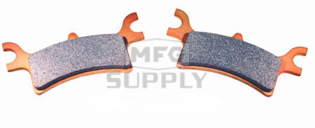 VD-992 - Polaris Rear ATV Brake Pads.