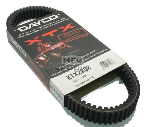 XTX2282 - Kawasaki Dayco XTX (Xtreme Torque) Belt. Fits many Kawasaki 2016 & newer Teryx UTVs