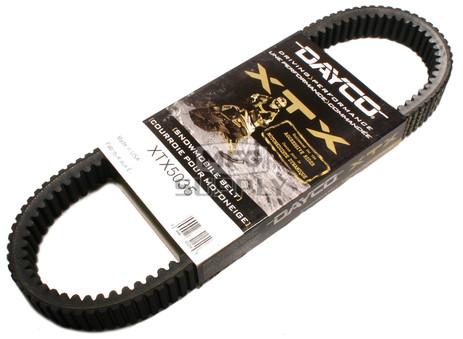 XTX5035 - Arctic Cat Dayco  XTX (Xtreme Torque) Belt. Fits 04-05 ZR900 models