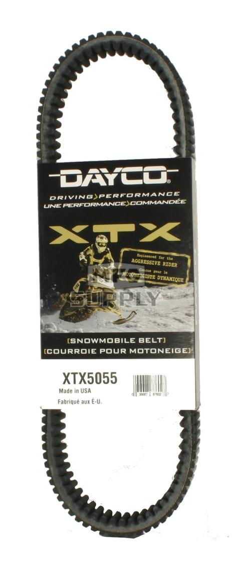 XTX5055 - Polaris Dayco XTX (Xtreme Torque) Belt. Fits many 07 and newer IQ Racing Sleds