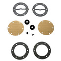 07-450 - Mikuni Round Fuel Pump Repair Kit. All DF-52 dual & triple outlet pumps. Teflon.