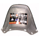"450-629 - Yamaha High 13"" Windshield Smoke"