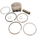 """50-542-07 - ATV .040"""" (1 mm) Piston Kit For Yamaha: '98-01 YFM 600"""