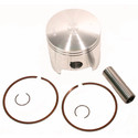 721M07650 - Wiseco Piston for Polaris 300cc 2 stroke. .080 oversize