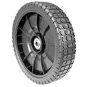 """7-9676 - 9"""" Plastic Wheel for Flymo"""