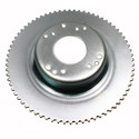 AZ2218-ID - 72 Tooth Sprocket/Drum Assembly - Machined ID