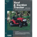 Yard & Garden Tractor Service Manual - Single & Multi-Cylinder Models(1990 & Later) (Volume 3)