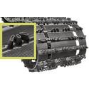 "9010H - 1"" Camoplast Hi-Performance HackSaw Trail Track. 15"" x 136""."
