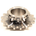 HI1735-W3 - # 7: 17 tooth, #35 replacement sprocket for Hilliard FLURRY Clutches