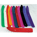 """501-100-84 - Arctic Cat Ski Skins 3/16"""" Neon Green. (Pair)"""