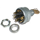 01-138 - Bombardier 3 Position/6 Terminal Electric Start Ignition Switch
