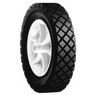 "7-2991 - 7"" X 1.50"" Snapper 18189 Plastic Wheel with 9/16"" Center Hole"
