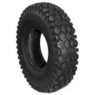 8-343 - 4.10 X 3.50 X 6 Stud Tire 2 Ply Tube Type