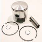 09-762-2 - OEM Style Piston assembly. 69-82 Ski-Doo 640cc twin. Left Piston. .020 oversize