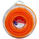 27-12142-Orange Diamond Cut Professional Trimmer Line