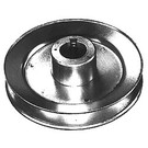 "13-763 - P-317 Steel Pulley 3-1/2"" X 1/2"" X 1/8"""