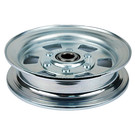 13-14941 - Flat Idler Pulley Replaces Kubota K5663-36883