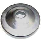"219204A-W2 - # 3: Drum for 20, 30 & Torq-A-Verter; 3/4"" bore"
