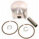 721M07600 - Wiseco Piston for Polaris 300cc 2 stroke. .060 oversize