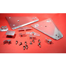 AT-04161 - Aluminum A-Arm Guard. Fits 88-03 Yamaha YFS200 Blaster.