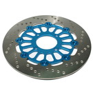 AT-05756-1 - Rear Disc Brake Rotor for Yamaha Warrior 350 1990-04 Models