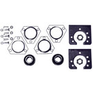 "AZ1861B-GK - Live Axle Bearing Kit with 3 Hole Flangette for 1"" Standard Axle"