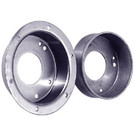 "AZ2211-ID - 4-1/2"" Brake Drum, No Flange - Machined ID"