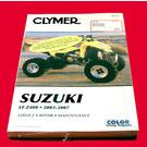 CM270 - 03-08 Suzuki LTZ400 Repair & Maintenance manual.