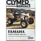 CM287 - 2004-2013 Yamaha YFZ450 & YFZ450R Repair & Maintenance manual.