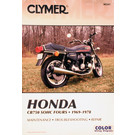 CM341 - 69-78 Honda CB750 SOHC Fours Repair & Maintenance manual