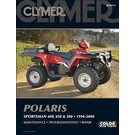 CM365 - 96-10 Polaris Sportsman 400, 450 & 500 Repair & Maintenance manual.