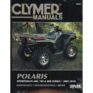 CM366 - 02-10 Polaris Sportsman 600, 700 & 800 series Repair & Maintenance manual.