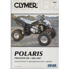 CM367 - 03-07 Polaris Predator 500 Repair & Maintenance manual.