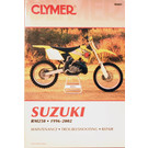CM401 - 96-02 Suzuki RM250 Repair & Maintenance manual