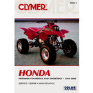 CM454 - 99-05 Honda TRX400EX Fourtrax/SporTraxRepair & Maintenance manual.