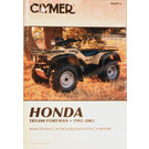 CM459 - 95-03 Honda TRX400 TRX400FW Foreman 4x4 Repair & Maintenance manual.