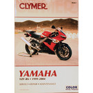 CM461 - 99-04 Yamaha YZF-R6 Repair & Maintenance manual