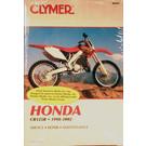 CM464 - 98-02 Honda CM125R Repair & Maintenance manual