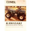 CM465 - 88-10 Kawasaki KLF220/KLF250 Bayou Repair & Maintenance manual.
