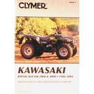 CM466 - 86-04 Kawasaki KLF300 Bayou Repair & Maintenance manual.
