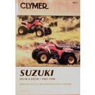 CM475 - 85-88 Suzuki LT/LTF230G/S. 89-90 LT250S Repair & Maintenance manual.